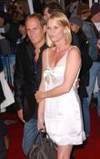 Michael Bolton and Nicollette Sheridan Los Angeles film...