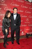 Stockard Channing and John Travolta