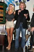 Pamela Anderson, Hans Klok and Las Vegas