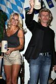 Pamela Anderson, Hans Klok, Las Vegas