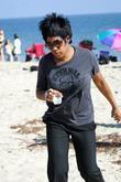 Macy Gray, Paris Hilton, Malibu Beach
