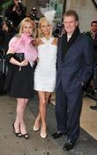 Paris Hilton, Kathy Hilton and Rick Hilton