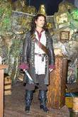 Orlando Bloom Wax Figure