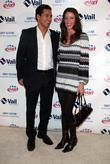 Mario Lopez and Shannon Elizabeth attending the Vail Resorts Hold'Em Poker Event For Your Cause held at The Altman Building.