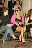 Cindy Adams, Mariah Carey and Bernadette Peters The...