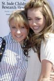 Miley Cyrus and Emily Osment  Power of...
