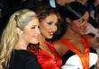 Sugababes, Amelle Berrabah and Heidi Range
