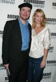Jefferson Mays and Claire Danes