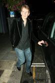 Patrick Kielty leaving the Raffles Nightclub  London,...