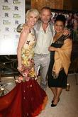 Trudie Styler, Sting (gordon Sumner) and Kathleen Battle