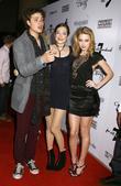 Douglas Smith, Jess Manafort and Amber Heard