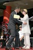 Ricky Martin and Rita Moreno
