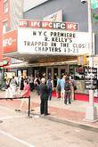 Atmosphere New York Premiere of 'Trapped in the...