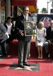 Deborah Moore, Roger Moore, Star On The Hollywood Walk Of Fame, Walk Of Fame