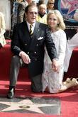 Roger Moore, Christina 'Kiki' Tholstrup, Star On The Hollywood Walk Of Fame, Walk Of Fame