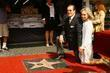 Roger Moore, Star On The Hollywood Walk Of Fame, Walk Of Fame