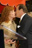 Stefanie Powers, Roger Moore, Star On The Hollywood Walk Of Fame, Walk Of Fame