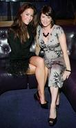 Roxanne McKee and Sinead Carroll (formerly of girlband...