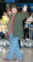 Sammo Hung Kam-bo Arrives At Incheon International Airport To Promote His New Movie