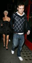 Sarah Harding and Boyfriend Tom Crane