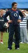 Andy Farrell O2 Scrum In The Park with...