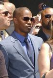 Jamie Foxx, P Diddy, Star On The Hollywood Walk Of Fame, Walk Of Fame