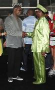 Magic Juan, P Diddy, Sean Combs, Star On The Hollywoo
