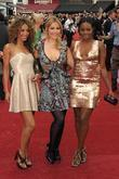 Heidi Range, Amelle Berrabah, Keisha Buchanan and Sex And The City