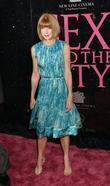 Anna Wintaur US premiere of 'Sex and the...