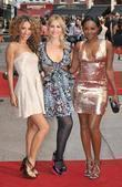 Amelle Berrabah, Heidi Range, Keisha Buchanan and Sex And The City