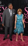 Andre Leon Tally and Anna Wintour US premiere...