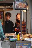 Hugh Dancy and Isla Fisher