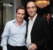 James Nesbitt and Rob Brydon