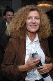 Nicole Farhi  at the launch of 'Shortlist'...