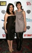 America Ferrera and Alexis Bledel Warner Brothers event...