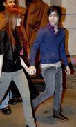 Ashlee Simpson and PETE WENTZ