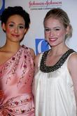 Emmy Rossum and Leven Rambin