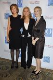 Valerie Monroe, Meredith Vieira and Colleen Coggins