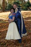 Arvid Larson (Prince) and Aimie Atkinson (Snow White)...
