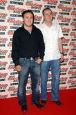 Alan Halsall and Andrew Whyment Inside Soap Awards...