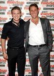 Antony Cotton and Nick Pickard Inside Soap Awards...