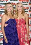 Amanda Marchant and Sam Marchant Inside Soap Awards...