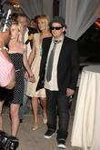 Paris Hilton and Joel Madden