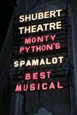 Atmosphere, Monty Python