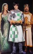 Clay Aiken and Monty Python
