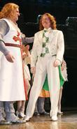 Christopher Sieber and Monty Python