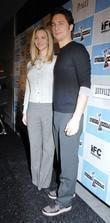 Lisa Kudrow and Zach Braff