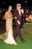 Chris Evans and Natasha Shishmanian