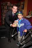 Former Dodgers Star Steve Garvey Signs His New Book 'my Bat Days' At Borders