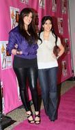 Khloe Kardashian and Tori Spelling